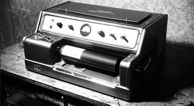 Фототелеграфный аппарат «Нева» Львовского завода телеграфной аппаратуры