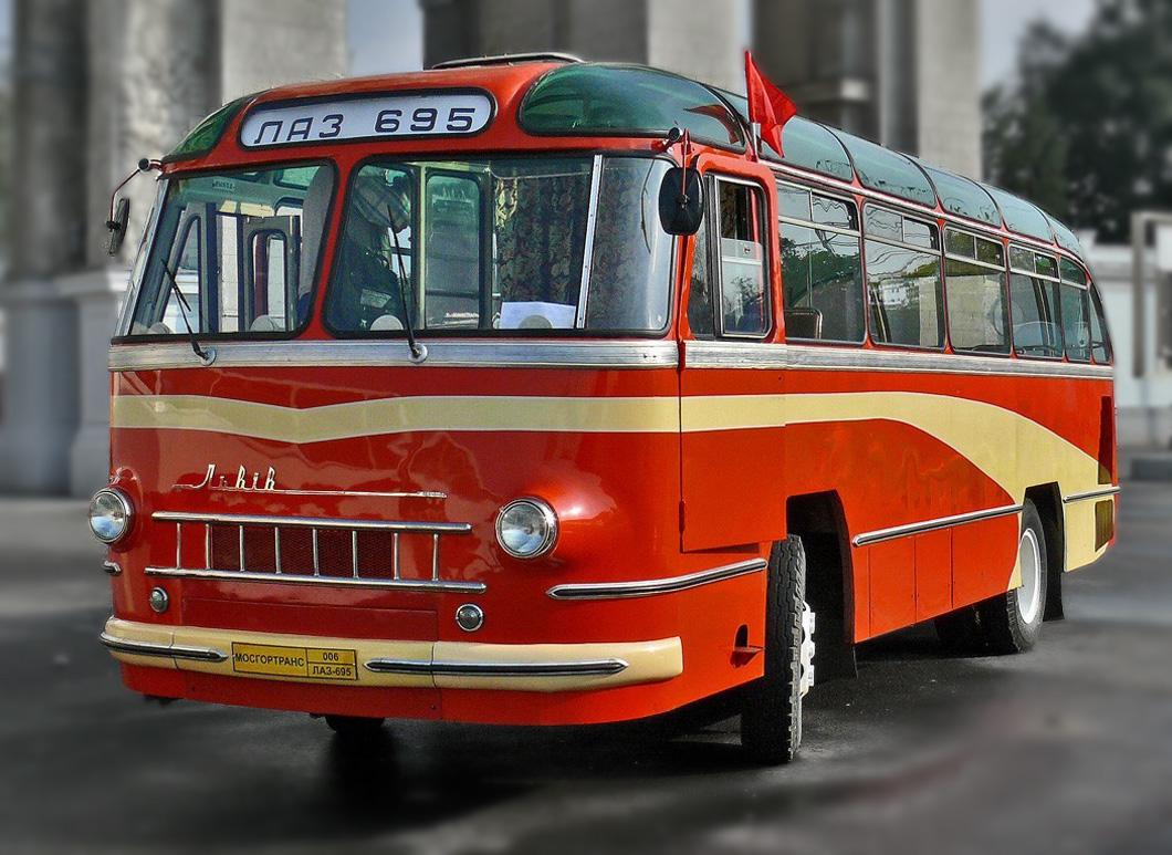Как умирает СССР: Львовский автобусный завод. Украина